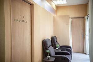 プライバシーに配慮した清潔で快適な空間